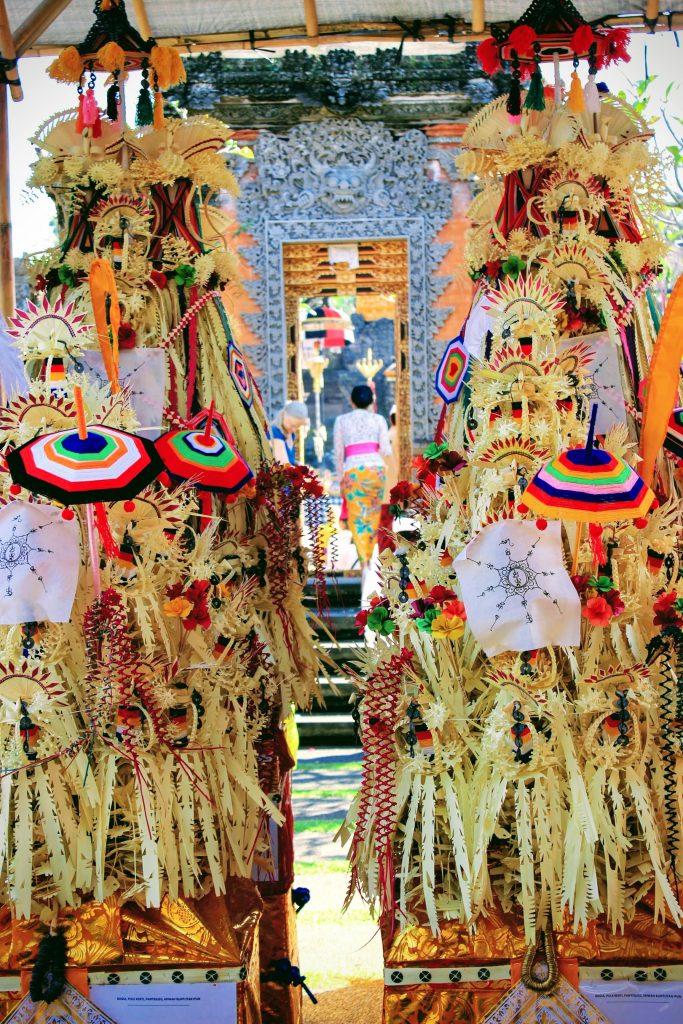 церемония в бали